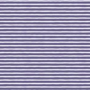wonky stripes - purple - lilac