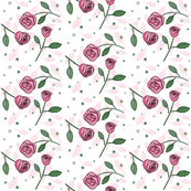 Sweet roses_pink