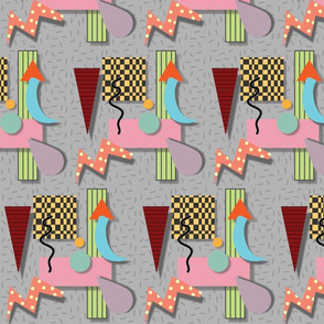 Textile-Memphis