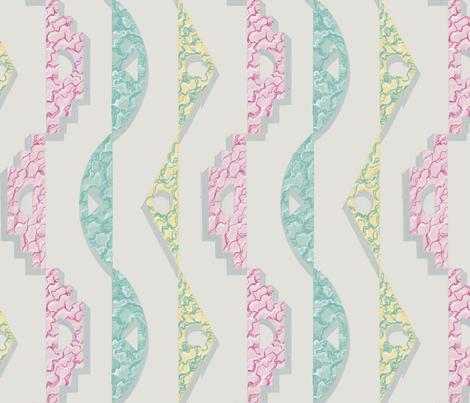 Post_modern_stripe fabric by suzb on Spoonflower - custom fabric