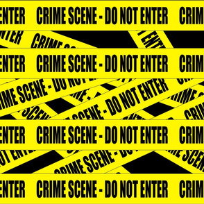 1 crime scene do not enter stay out barricade notice warning barrier police tape pop art caution novelty life sized jokes gags