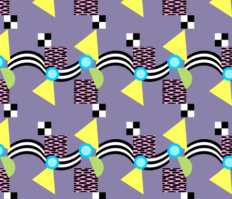 Memphis_Redux_by_Cate_Wilcox-Final_Swatch fabric by cate_wilcox on Spoonflower - custom fabric