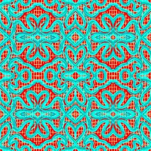 Stratum-Aqua,Blue ,Orange