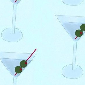 Prohibition Martini
