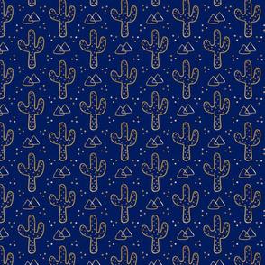Midnight Cacti