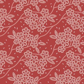 Floralines Red