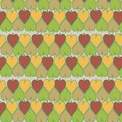 Interlaced Leaf Pattern