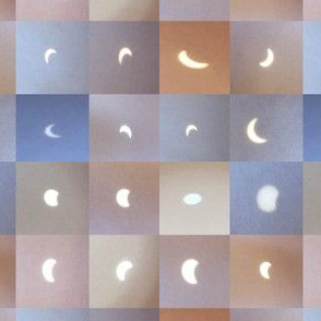 Eclipsed Time Lapse