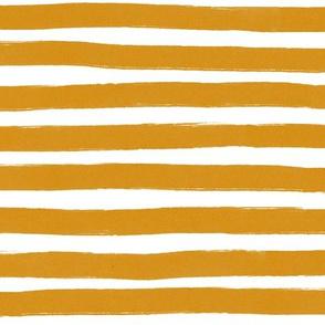 Marker Stripe Mustard