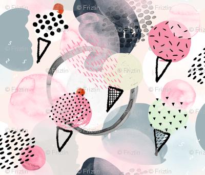 Ice Cream Dream by Friztin
