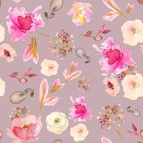 """10"""" Pink Whisper - Vintage Rose"""