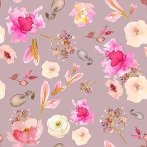 """8"""" Pink Whisper - Vintage Rose"""