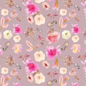 """4"""" Pink Whisper - Vintage Rose"""