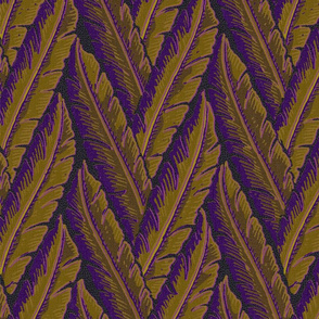 Jungle Leaves 1b