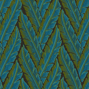 Jungle Leaves 1d