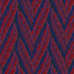 Jungle Leaves 1c