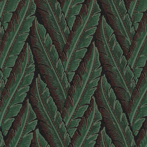 Jungle Leaves 1e