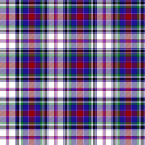 Cooper / Couper dress tartan, 6""