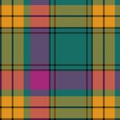 "MacMillan old tartan, 6"" ancient colors"