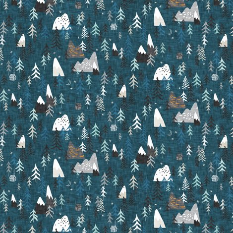 Rforest_mountain_linen_x2_wide_blue_post_swatch_shop_preview
