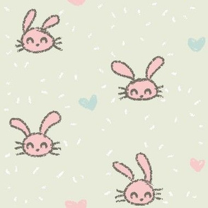 Little Rabbits Mint
