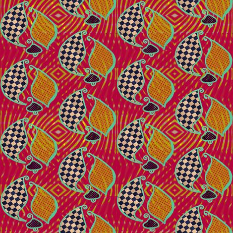 Rustique by Su_G fabric by su_g on Spoonflower - custom fabric
