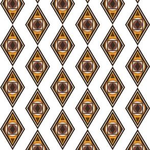 Chocolate Mustard Lozenge