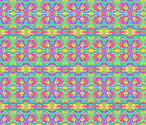 Music of the Rainbow Stars fabric by rhondadesigns on Spoonflower - custom fabric