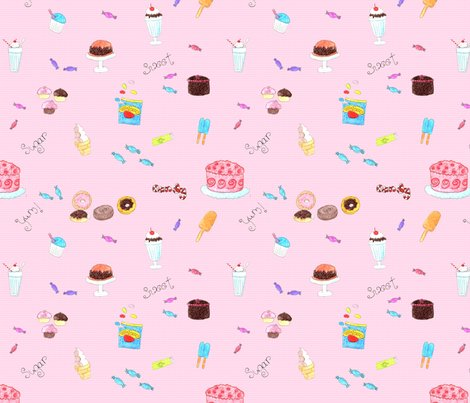 Candy_and_sweets_pattern_pink_background_shop_preview