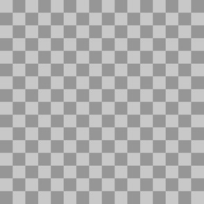 Checkerboard Grey