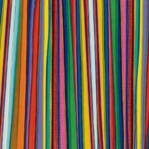 Wayne Thiebaud Stripes