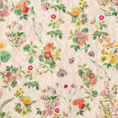 Textured Vintage Floral