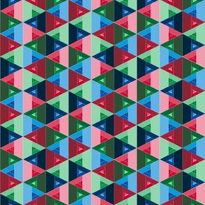 Fibonnaci Triangle