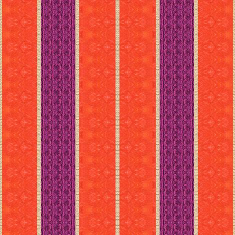 Autumn Stripes 2 fabric by anniedeb on Spoonflower - custom fabric