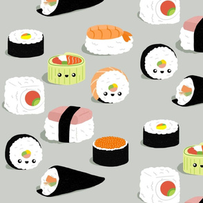 let me see that sushi roll