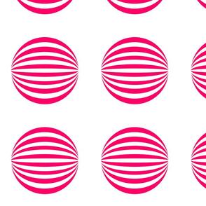 bonbon bright pink
