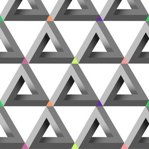 impossible triangle 13