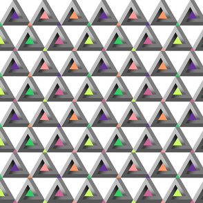 Impossible triangle 14