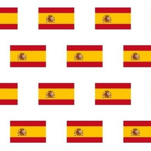 Spanish Flag // Small
