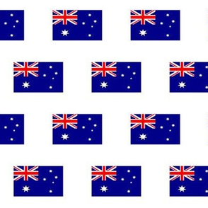 Australian Flag // Small