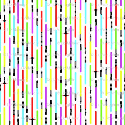 Sweet Spool Designs Saber Stripe
