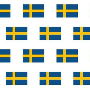Swedish Flag // Small