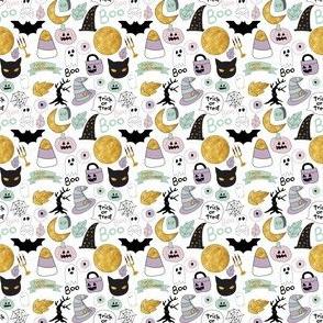 "2"" Pastel Halloween"