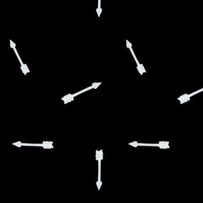 Arrows B&W
