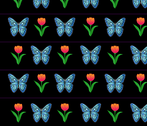 aurorashot_project fabric by keitaro849 on Spoonflower - custom fabric