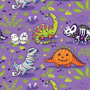 Jurassic halloween