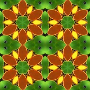 Citrus Tablecloth Med