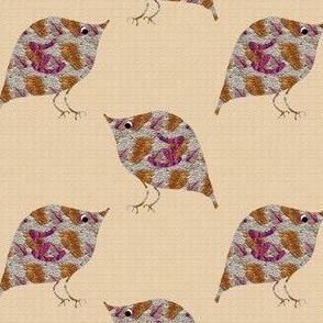 Handmade Paper Birds