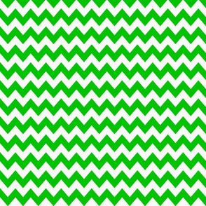 chevron_pattern__green