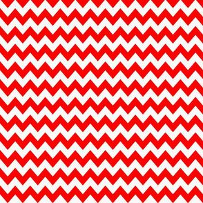 chevron_pattern_red